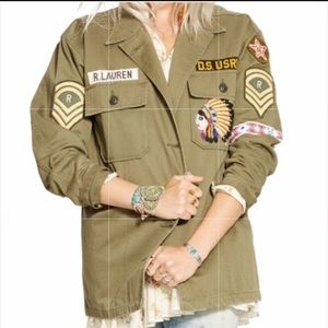Denim & Supply Ralph Lauren military Jacket